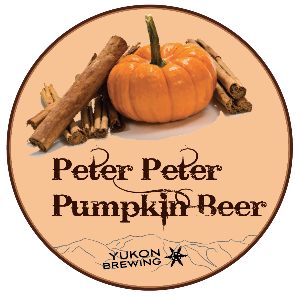 It's here! It's here! Peter Peter Pumpkin Beer!