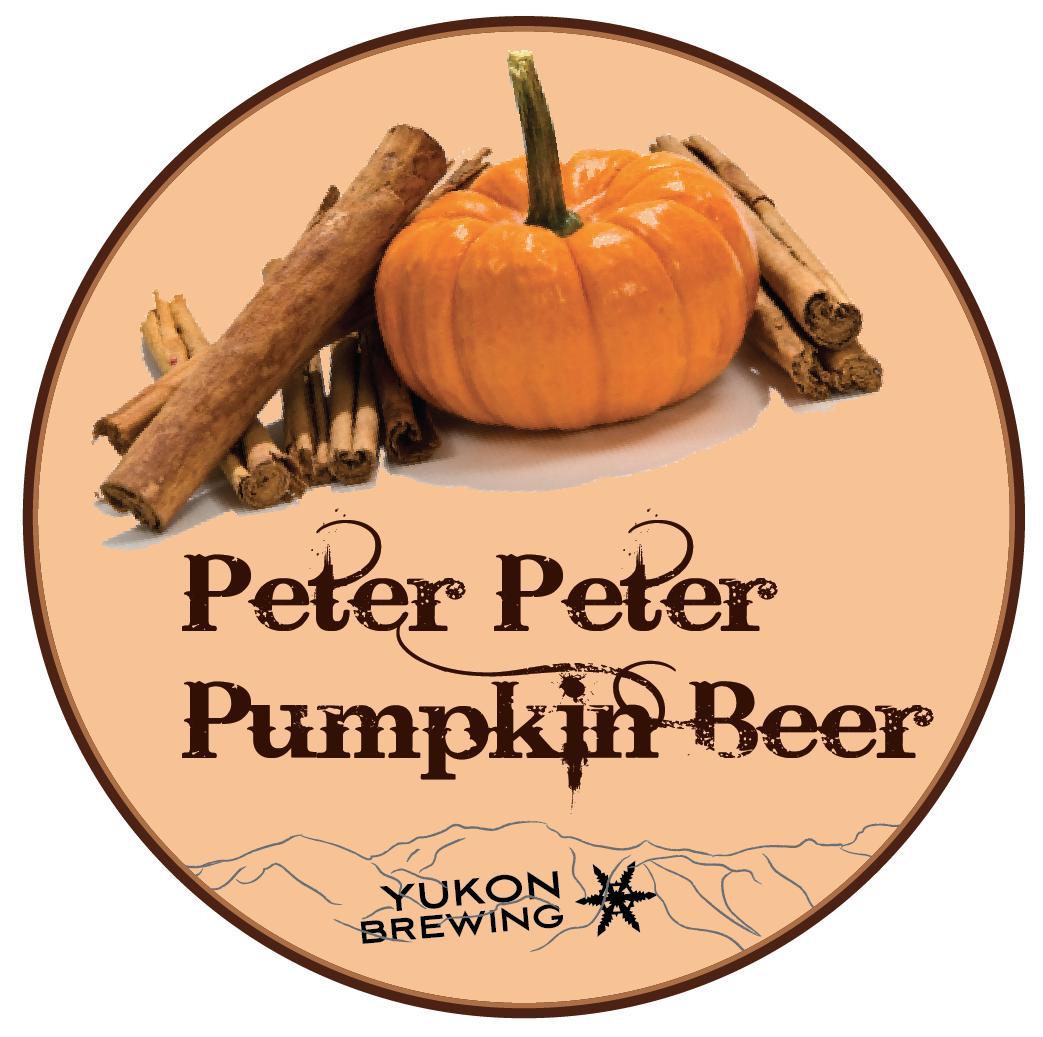 It's here! It's here! Peter Peter Pumpkin Beer!